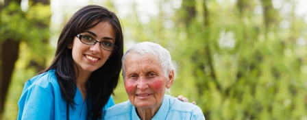 Image result for Elderly person Care Taker